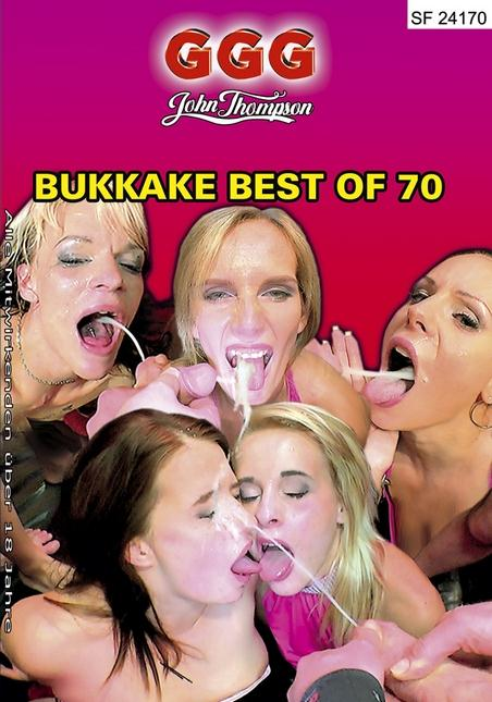 Bukkake Best Of 70 (John Thompson, GGG / 20.04.2016) [SD]