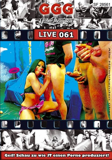 Live 061 (John Thompson, GGG / JTPron / Jacky Lawless, Calisi Ink / 22.03.2016) [SD/480p/MP4/1.01 GB]