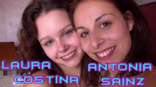 Antonia Sainz and Laura Costina - WUNF 188 (SD/540p/958 MB) 21.05.2016