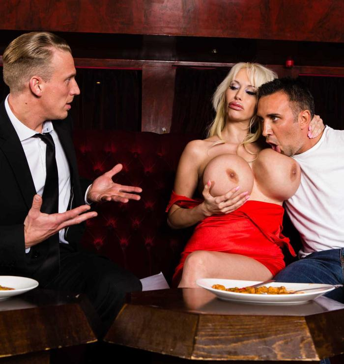 Brazzers: Sandra Star - Have You Been Served?  [HD 720p]