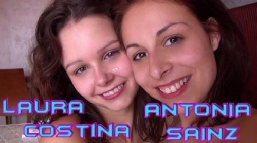 [Antonia Sainz and Laura Costina - WUNF 188] SD, 540p