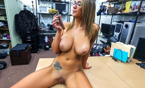 Layla London - Be My Monica (Big Tits) [SD, 480p]