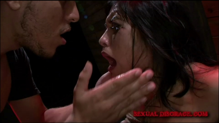 SexualDisgrace: Mia Li - Sexual Humiliation  [SD 540] (363 MB)