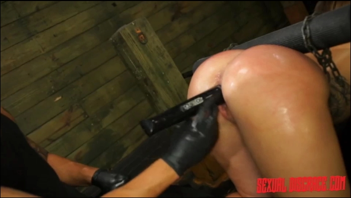 SexualDisgrace: Jenna Ashley - Sexual Humiliation  [SD 540]  (BDSM)