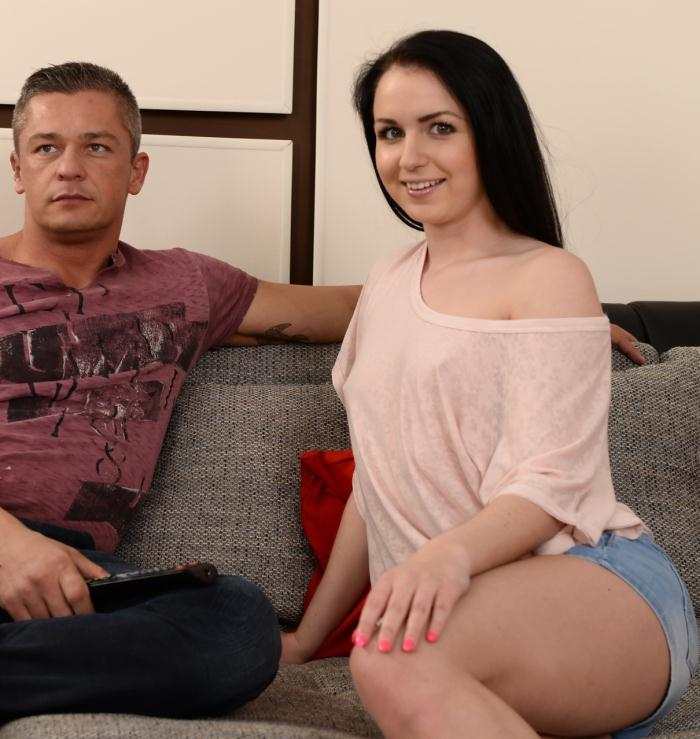 21Sextury: Kittina Ivory, Zack - Sharing Me Time  [HD 720p]