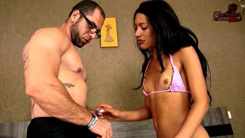 Jessica Maciel and Rafa Angel [HD] (764 MB)