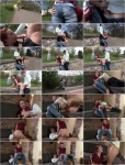 Chelsy Sun : FCS : Incredible Chelsey seduces a stranger in a park [1080p]