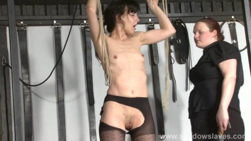 Slavegirl Elise - Introducing Elise Graves [FullHD, 1080p] [ShadowSlaves.com] - BDSM