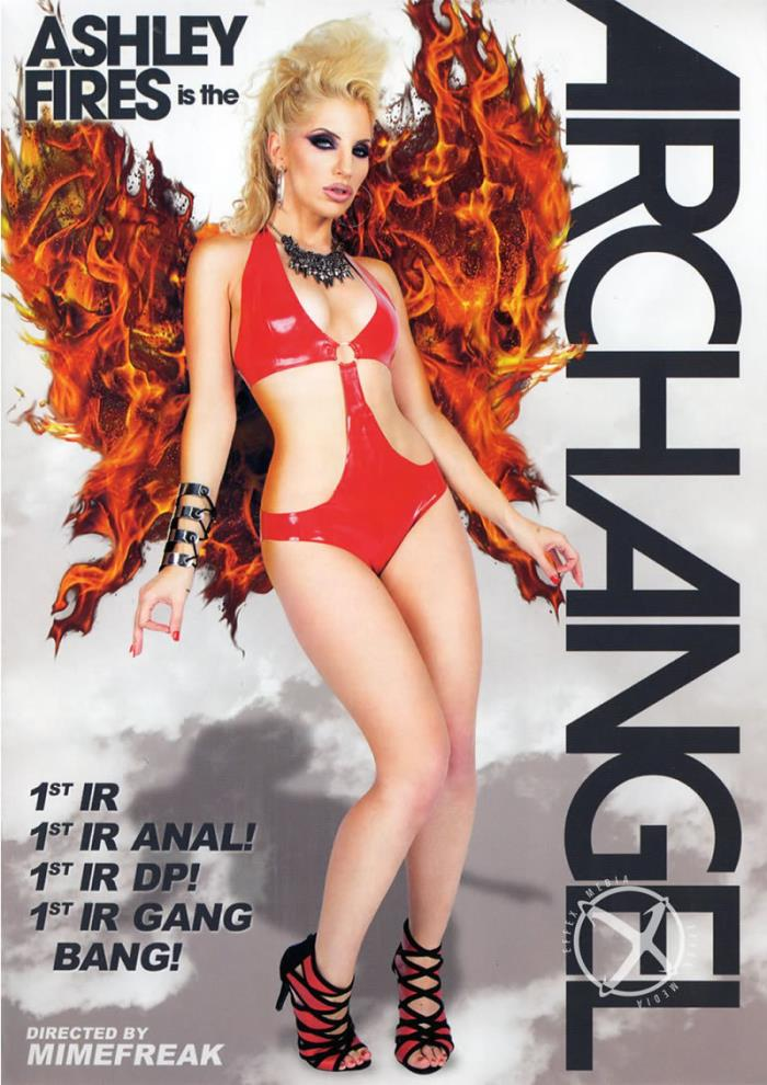 Archangel - Ashley Fires, Sean Michaels, Prince Yahshua, Rico Strong [Ashley Fires Is The ArchAnge] (WEBRip/HD 720p)