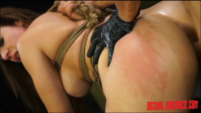 SexualDisgrace: Kylie Rogue - Sexual Humiliation 2  [SD 540]  (BDSM)