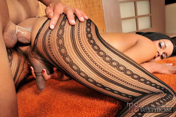 TSpantyhose: Jackeline Garcia - Jackeline Garcia Fucked in Pantyhose [HD 720p]