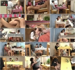 Mother And Son's Secret Incest Game Under The Desk SD 480p