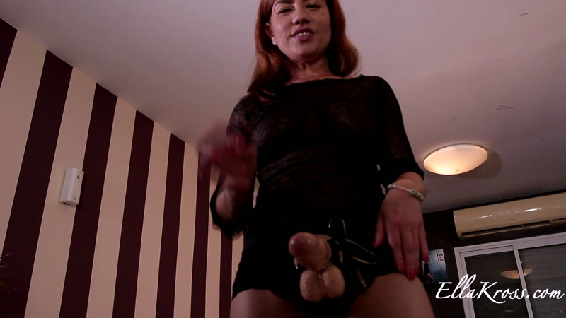 Making You Fuck and Suck My Big Strap-On! (05.05.2016 / Strapon / POV) [FullHD]