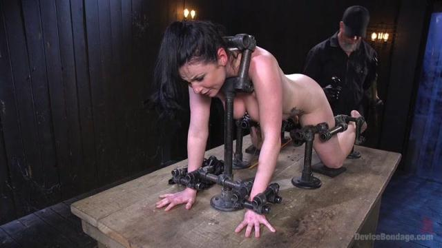 Kink - Captive Pain Slut Gives it All Away! [HD, 720p]
