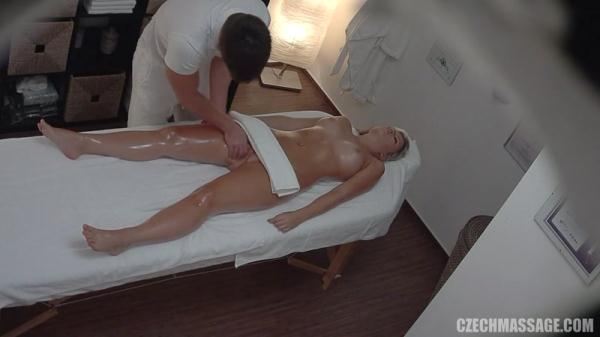 Czech Massage 244 - CzechMassage.com/Czechav.com (SD, 540p) [Amateur, Hidden Camera, Oil, Massage, Hardcore, Czech]