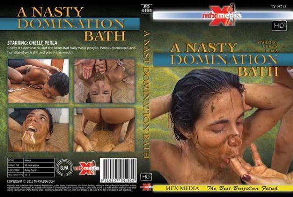 A Nasty Domination Bath (HD 720p)