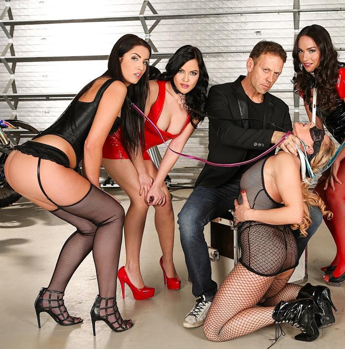 Rocco Porn - Arteya, Nataly Gold, Dolly Diore, Brittany Bardot, Lauren Minardi, Rocco Siffredi - Rocco Siffredi Hard Academy, Scene 3 (2016/RoccoSiffredi/HD)  [HD 720p]