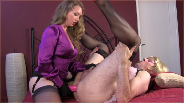 MistressT: Mistress T - Turning Hubby Into A Sissy – Part 2  [HD 720p]  (Femdom)