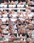 Lets Anal - Naiomi Mae - Brunettes Big Booty Fucked Outdoors  [SD 480p]