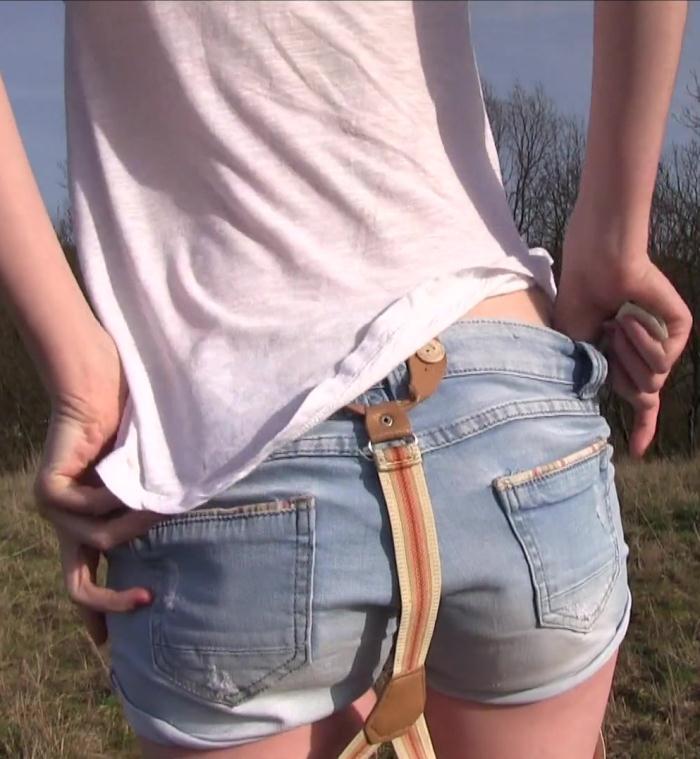 PublicAgent: Anne Swix, Tomas - Cash Tempts Her to Fuck a Stranger  [HD 720p]  (Amateur, Public)