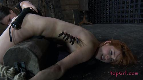 Calico Lane - Pretty Pinata [HD, 720p] [TopGrl.com] - BDSM