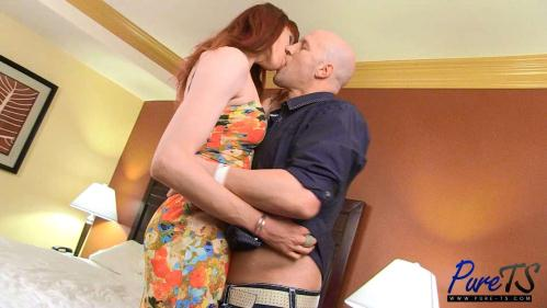 Mature amazon Staci Miguire gets barebacked [FullHD, 1080p] - Shemale