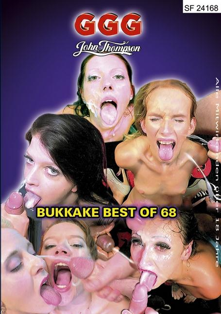 Bukkake Best Of 68 (John Thompson, GGG / JTPron / Ashlee Cox, Sisi Star, July Sun / 22.02.2016) [SD]