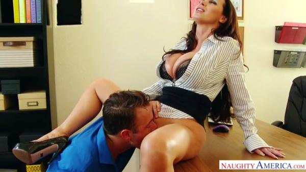 Nikki Benz - Titty Fucking (SD, 360p)