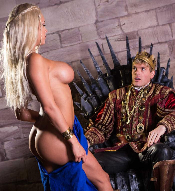 ZZS - Peta Jensen - Storm Of Kings XXX Parody: Part 4  [HD 720p]