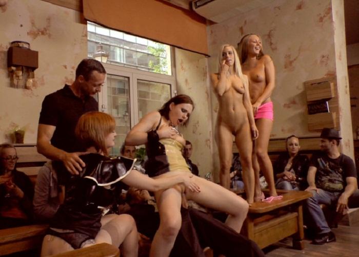 PublicDisgrace, Kink - Tina Kay [Tina Kay Gets Put in Her Place] (SD 540p)