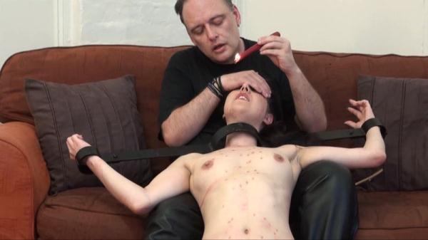 Honesty - Slavegirl Honesty Cabellero - ShadowSlaves.com (HD, 720p) [BDSM, Torture, Punishment, Spanking, Whipping, Toy, Forced Orgasm]