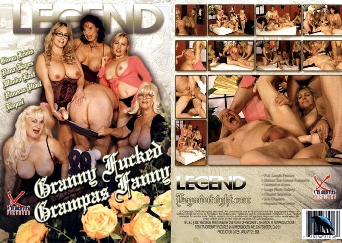 Legend X-Traordinary Pictures: Granny Fucked Grampa's Fanny (SD/480p/561 MB) 16.05.2016