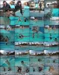 FlexiLady: Malina, Ruslana - Contortion Under Water  [FullHD 1080p]