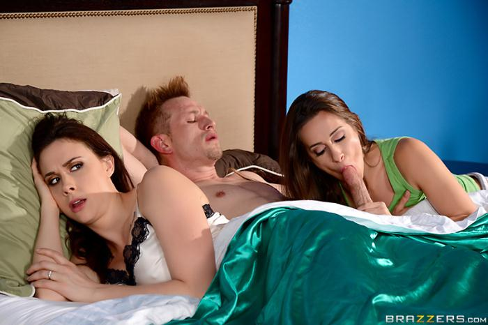 Brazzers: Cassidy Klein, Chanel Preston - The Wettest Dream  [HD 720p]
