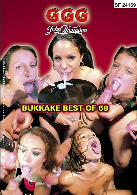 Bukkake Best Of 69 (John Thompson, GGG / JTPron / Ani Black Fox, Luisa / 27.03.2016) [SD]