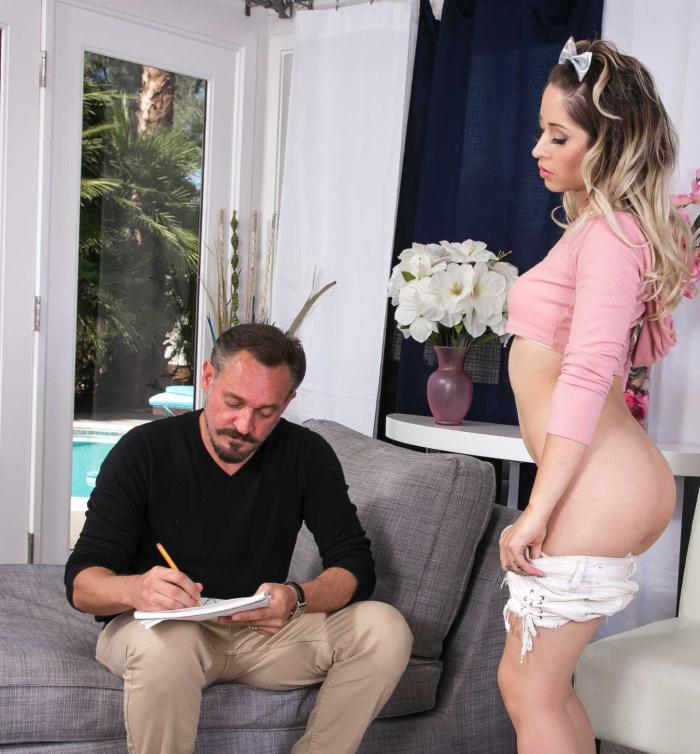 Naughtyamerica: Goldie Rush - Small Natural Tits  [HD 720p]