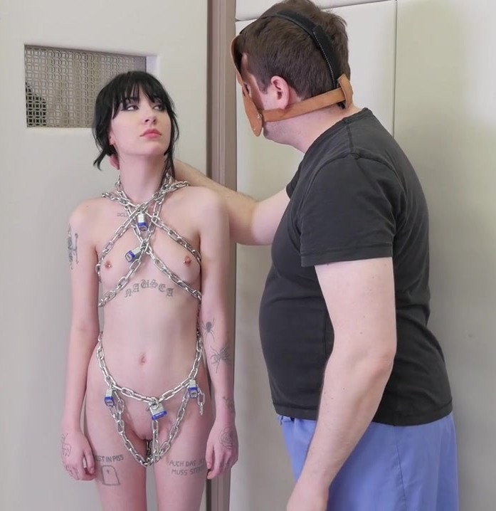 Assylum: Charlotte Sartre - Slavemouth charlotte  [HD 720p]  (BDSM)