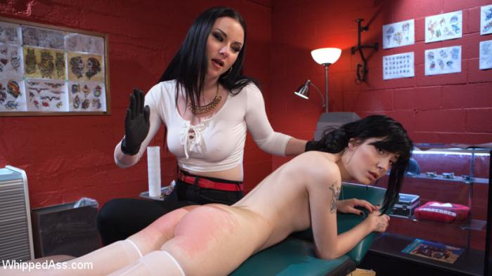 WhippedAss, Kink: Veruca James, Charlotte Sartre - Slut For Life  [SD 540p]  (Femdom)
