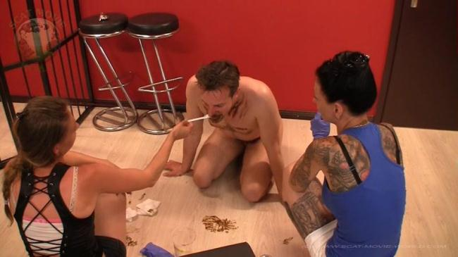 Change in diet - Femdom (Scat Porn) FullHD 1080p
