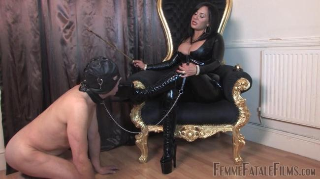 Mistress Real - Boot Crawler (FFF) HD 720p