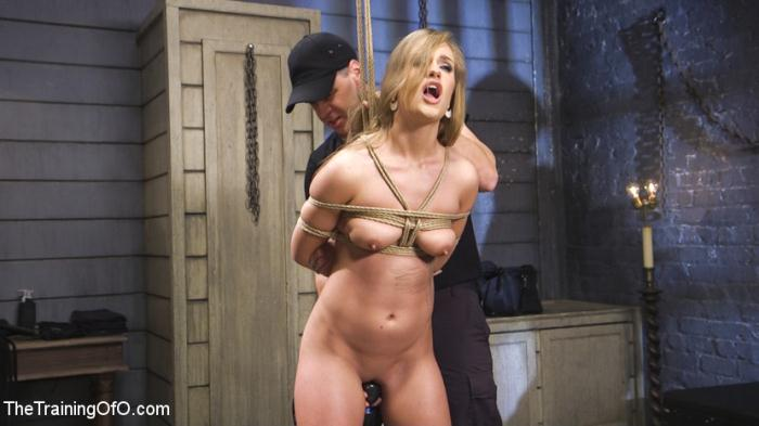 TheTrainingOfO, Kink: April Brookes - Squirting Slut April Brooks Trained to Control Her Pussy  [SD 540p]  (BDSM)