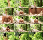 Peach trousers [FullHD] (134 MB)