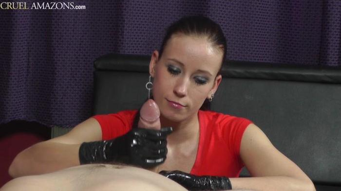 Mistress Anette - Special touch (Femdom) [HD, 720p]