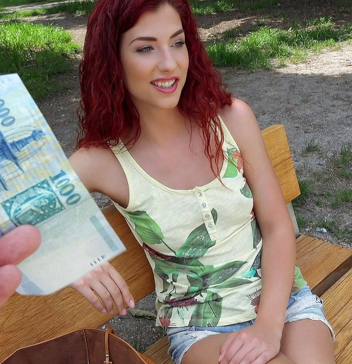 Mofos: Shona River - Curly-Haired Euro Babe Begs for It  [HD 720p]  (Public)