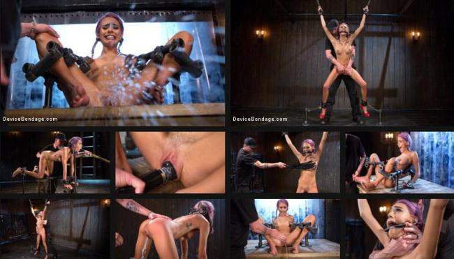 Janice Griffith - A Toy Named Giggles (D3v1c3B0nd4g3) SD 540p