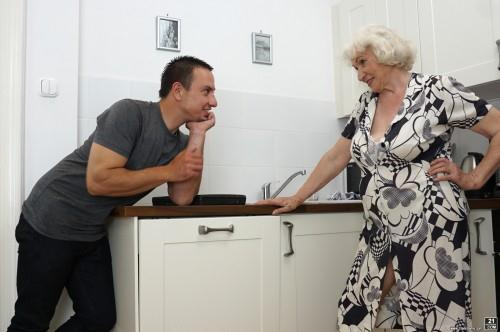LustyGrandmas.com - Norma, Rob - Fixing It Up (Mature) [SD, 544p]
