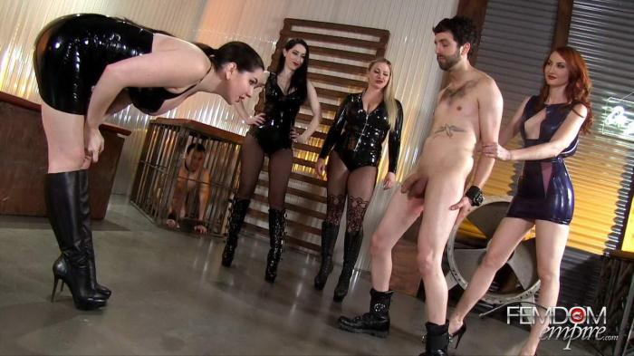 F3md0m3mp1r3: Legendary Ballbusting 2 (FullHD/1080p/614 MB) 13.06.2016