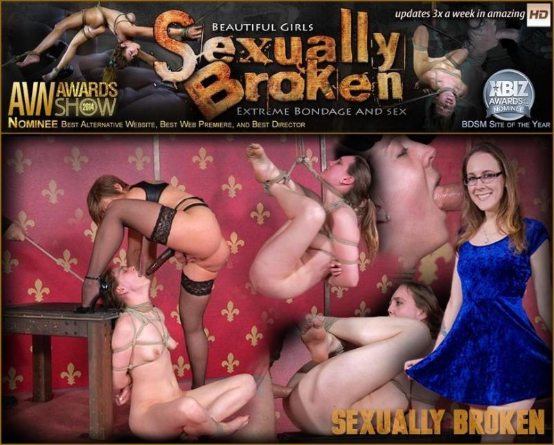SexuallyBroken.com: Innocent Looking First Timer Sierra Cirque Expertly Fucked To Oblivion! [SD] (123 MB)