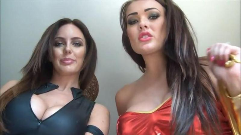Glamworship.com: Jeana and Charley - Future of the WORLD [SD] (152 MB)