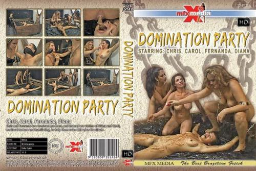 MFX [Domination Party] HD, 720p